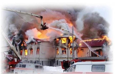 ПАМЯТКА о мерах пожарной безопасности в осенне-зимний пожароопасный период
