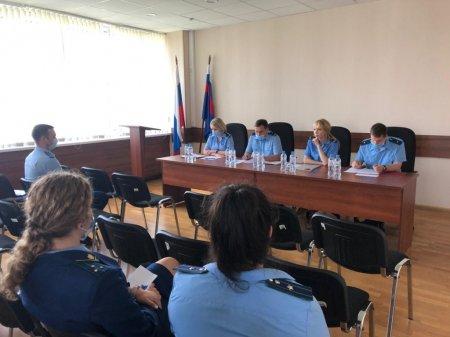 В Нагатинской межрайонной прокуратуре города Москвы подведены итоги работы за первое полугодие 2020 года.